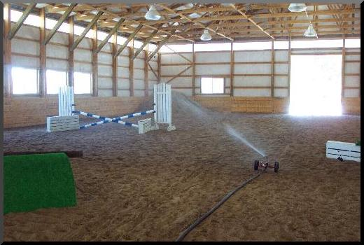 Arena Dust Control For Horse Riding Arenas