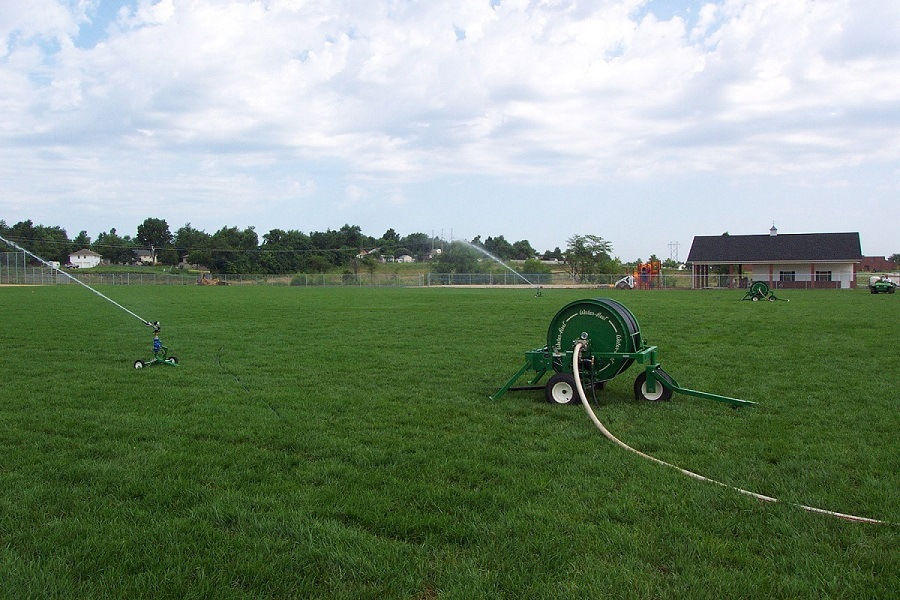 SMITH IRRIGATION SPRINKLERS