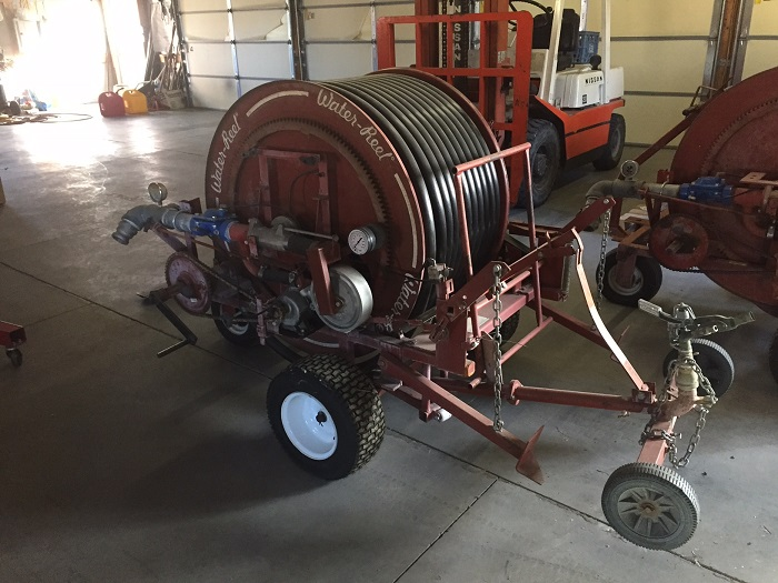 SMITH IRRIGATION USED WATERREELS
