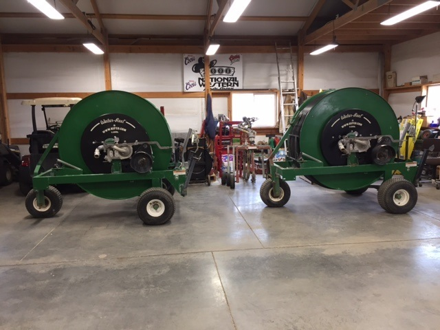 USED MODEL T200L WATERREELS