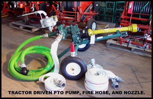 Tractor Pto Driven Water Pump : Tractor driven high pressure pto pumps