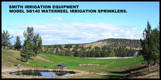 PASTURE IRRIGATION SYSTEMS FROM SMITH IRRIGATION