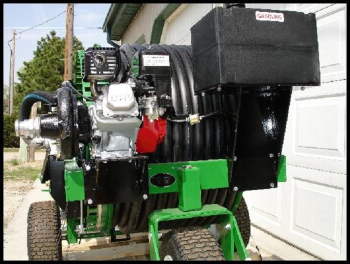 Smith Irrigation Equipment booster pumps
